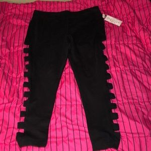 French Laundry Active Cut Out Leggings
